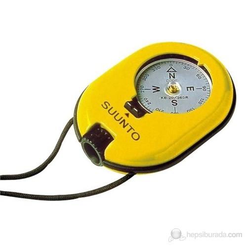 Suunto Kb-20/360 R/Yellow Pusula