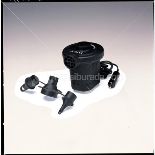 Intex Araç Çakmaklı Çift Fonksiyonlu Pompa ( 12 Volt ) – 66626