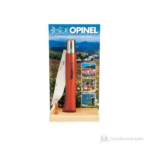 Opinel Inox Kayın Saplı 13 No Çakı (Kutulu)
