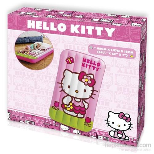 Intex Hello Kitty Çocuk Yatağı 88X157X18 Cm