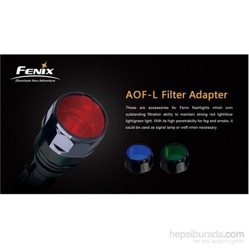 Fenix Aof-S+ Filtre Adaptörü Mavi