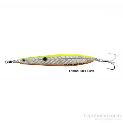 Savagear Seeker Jig 23 Gr Lemon Back Flash