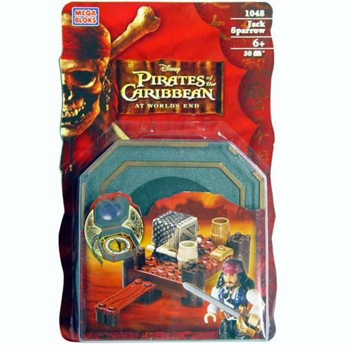 Mega Bloks Karayip Korsanları Jack Sparrow Pusula Oyun Seti