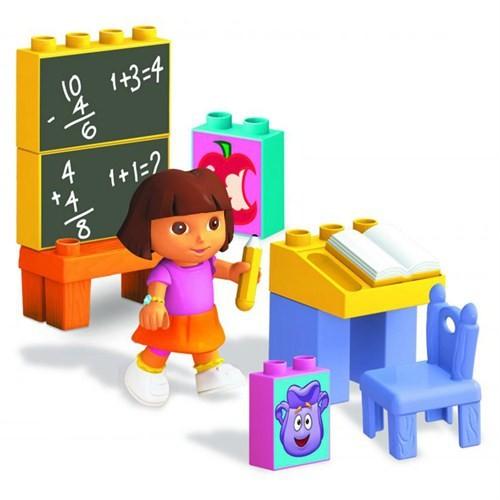 Mega Bloks Dora'nın Okul Macerası Oyun Seti