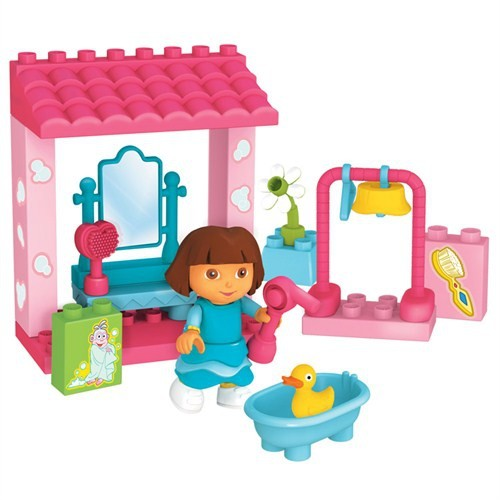 Mega Bloks Dora'nın Banyo Zamanı Oyun Seti