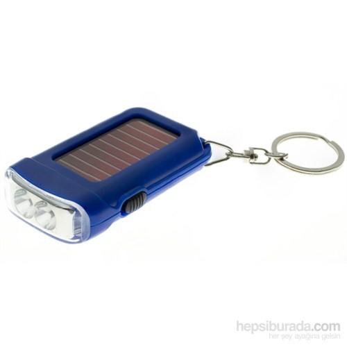 Nektar Nr-7075 Solar Led Işıklı Anahtarlık