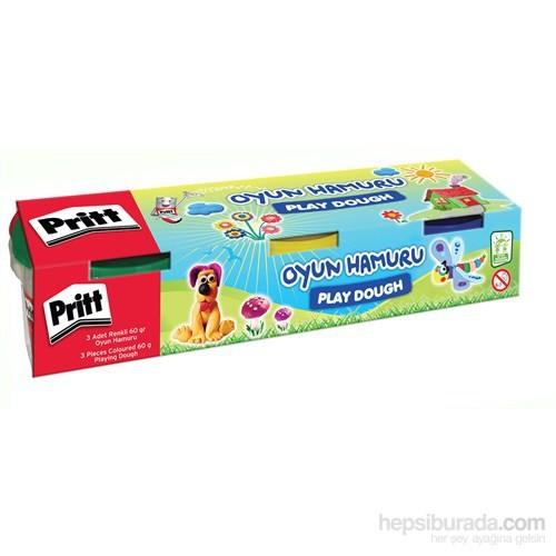 Pritt Oyun Hamuru 3 Renk - 60gr