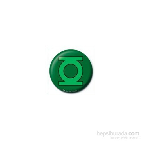 Rozet - DC Comics - Green Latern Icon