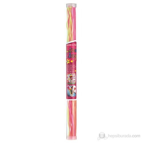 Dong-A Line Clay Spagetti Oyun Hamuru 5 renk 40 Şerit