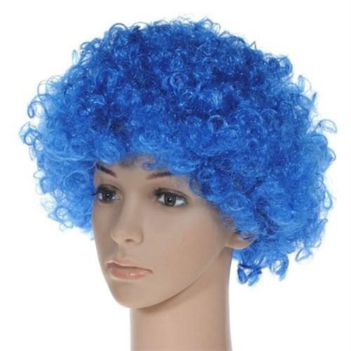 Pandoli Bonus Peruk Mavi Renk