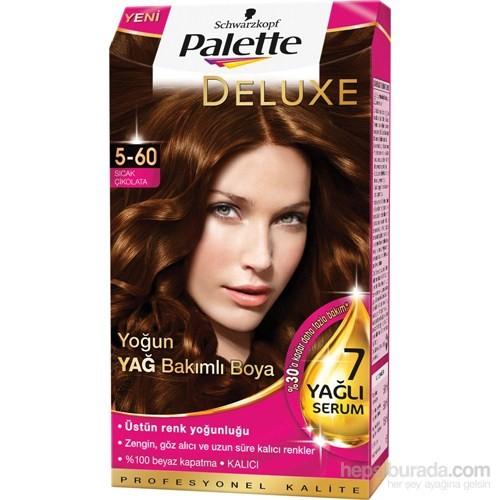 Palette Deluxe 560 Sıcak çikolata Saç Boyası Fiyatı