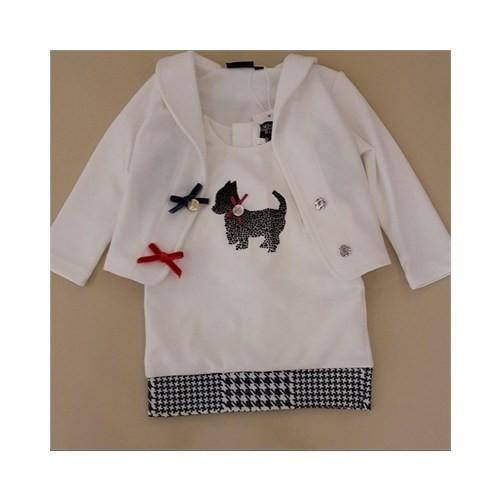 Emperio Junior Yün Elbise Ceket Takım