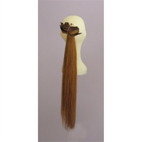 Gerçek İnsan Saçı El Yapımı