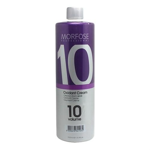 Morfose 10 Oksidan Krem 1000Ml. Volume: 10