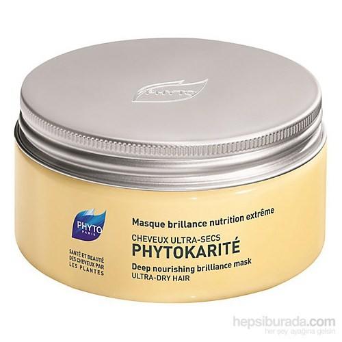 Phyto Phytokarıte Çok Kuru Saçlar İçin Derinden Besleyici Maske
