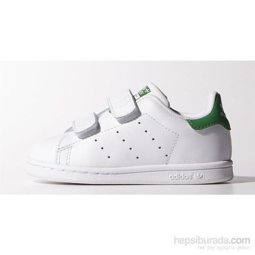 Adidas M20609 Stan Smith Bebek Ayakkabısı