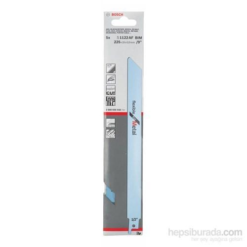 Bosch - Flexible Serisi Metal İçin Tilki Kuyruğu Bıçağı S 1122 Af - 5'Li Paket