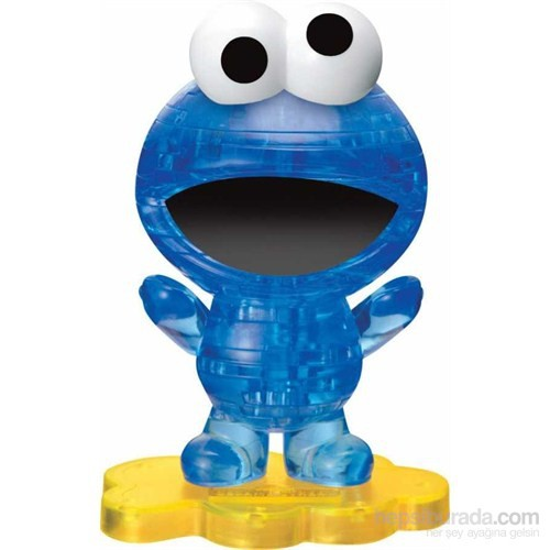 Crystal Puzzle, Cookiemonster