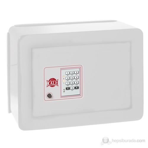 Kale Çelik Kasa Elektronik Şifrelİ Beyaz / KK300