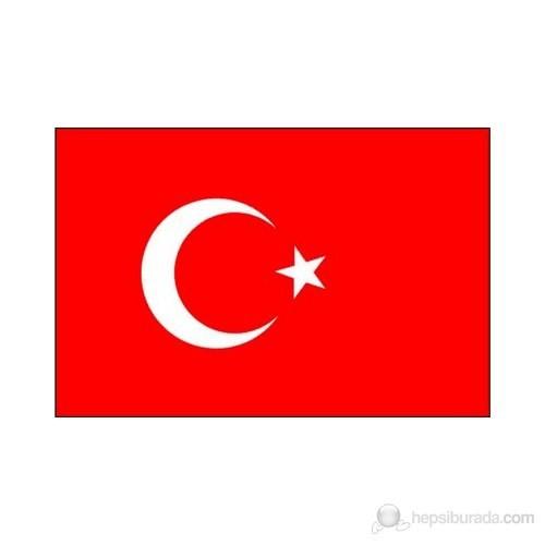 Türk Bayrağı Alpaka Kumaş 70x105