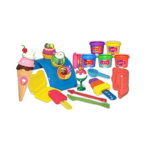 Lets L 8439 Cilgin Dondurma Oyun Hamuru Seti Fiyati