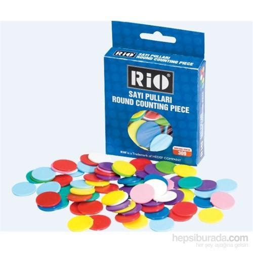Rio Sayı Pulu (Yuvarlak) 100'Lü