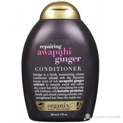 Organix Awapuhi Ginger Conditioner 385 Ml - Onarıcı Bakım Kremi