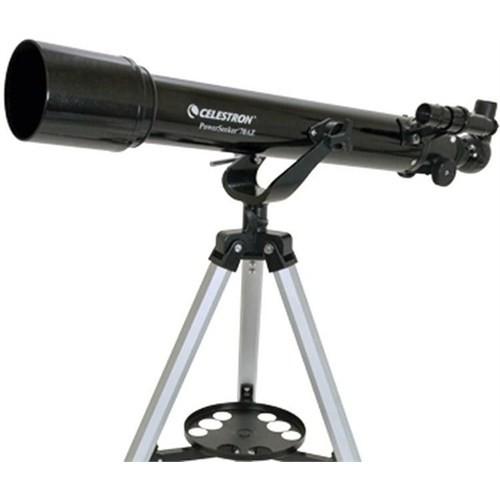 Celestron Teleskop Powerseeker 70Az 21036