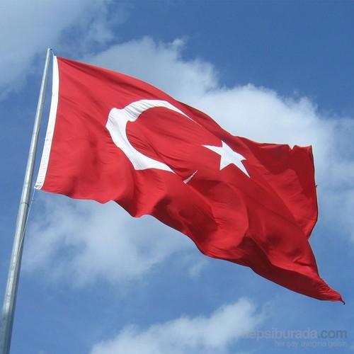 Gönder Bayrak - Türk Bayrağı 7X10,5 Mt