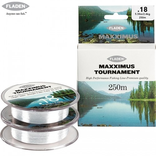 Fladen 0.25 Mm Maxxımus Tournament 250 Mt
