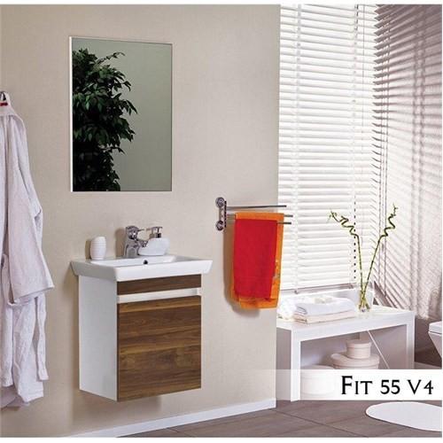 Badella Fit 55 Banyo Dolabı V4