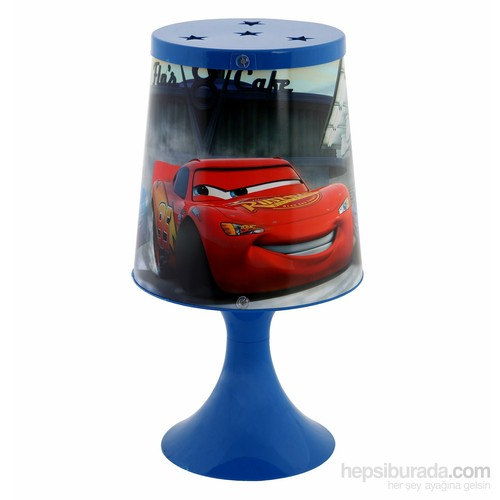 Disney Cars Abajur