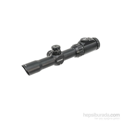 Leapers Utg 1-4.5X28 30 Mm Scope Tüfek Dürbünü