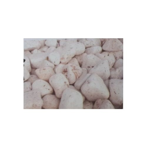 Plantistanbul Pink Travertin Doğal Dekoratif Taş 5-10 Cm, 25 Kg