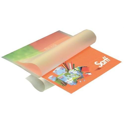 Sarff polyester ara malzeme.120mic.A4 100 Adet
