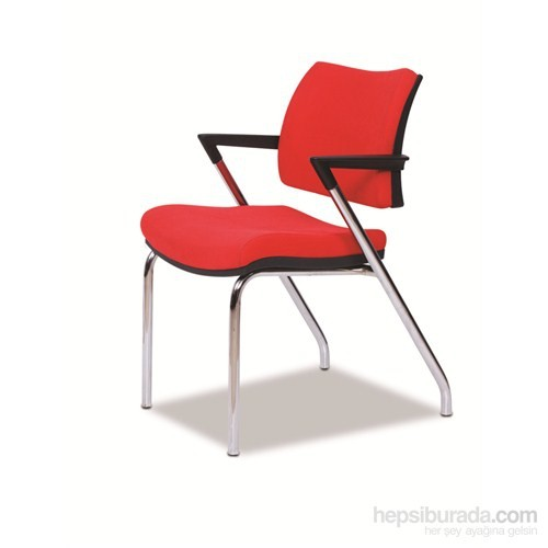 Nav Decoration Quattro Sandalye Kırmızı