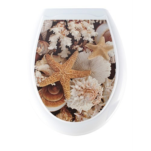 Doğuş Klozet Kapağı-Deniz Yıldızı