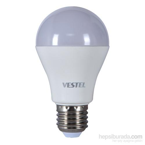 Vestel Led Ampul - E27 - 10W - 5000K - Beyaz Işık