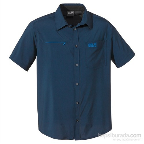 Jack Wolfskin Track Shirt Men Gömlek