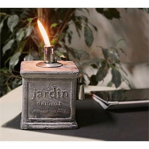 GardenLife Dekoratif Gaz Lambası - Jardin S Gazlı Mumluk