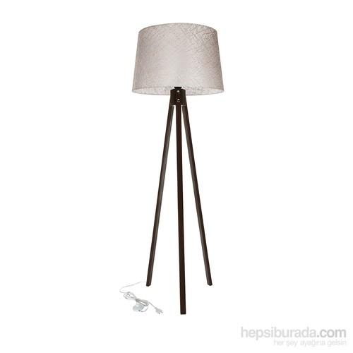 Modelight Mode Light Trıpod Lambader Kahve / Krem File Desenli Şapka