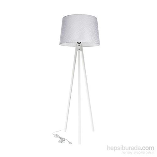 Modelight Mode Light Trıpod Lambader Beyaz / Beyaz File Desenli Şapka