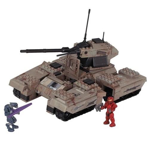 Mega Bloks Halo Wars Scorpion Tank