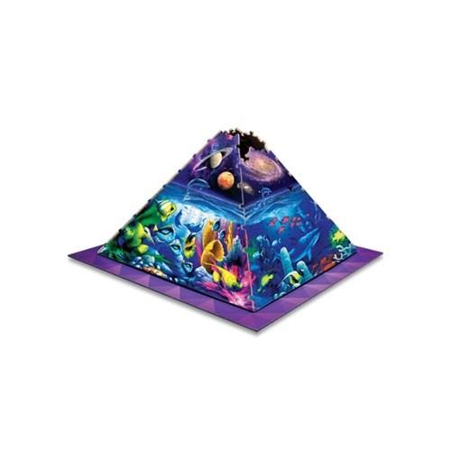 Masterpieces Puzzle Piramit - Worlds Of Wonder (365 Parça)
