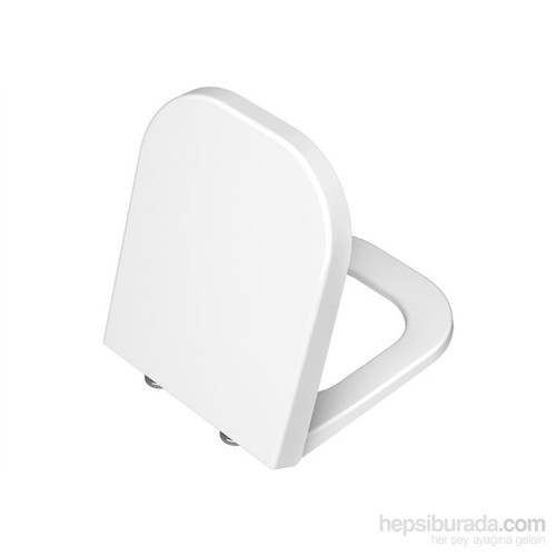 VitrA Retro Soft Klozet Kapağı-Beyaz (Duroplast)
