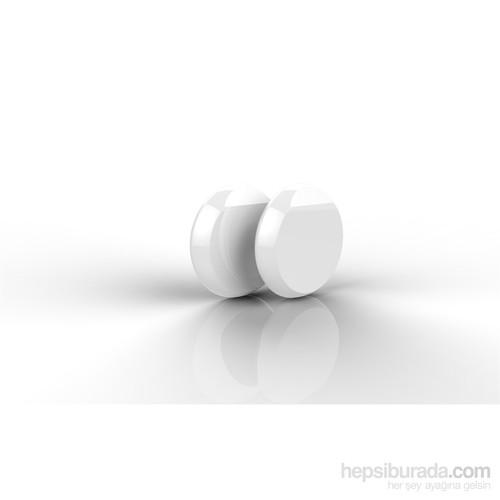 Orbotix Ollie İçin Agro Tekerlek Kapağı - White