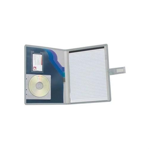Databank Kv-467 G Kapaklı - Bloknotluklu Gri