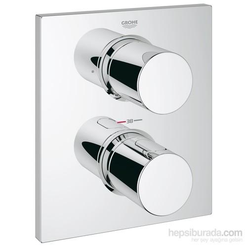 Grohe Grohtherm F 2 Yollu Yön Değiştiricili Banyo Bataryası 27618000