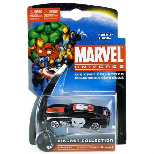 Marvel Universe Punisher Chevrolet
