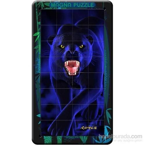 Panter (32 Parça, 3 Boyutlu, Magnet Puzzle)